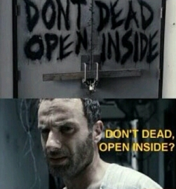 Don't Dead, Open Inside?